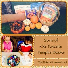 The Montessori on a Budget blog: Montessori Toddler and Preschool Fall Themes