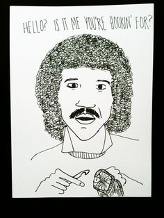 What's your crochet song? We've come across Obey Crochet's Lionel Stitchie doodle – amazing! What's your crochet song? Crochet Crafts, Crochet Yarn, Crochet Hooks, Crochet Projects, Knitting Humor, Crochet Humor, Funny Crochet, Lionel Richie, Craft Quotes