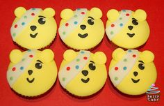 Awesome Cake designs and ideas for that special event Children In Need Cupcakes, Bear Cupcakes, Cake Designs, Amazing Cakes, Special Events, Cake Decorating, School Tomorrow, Cooking Recipes, Cakepops