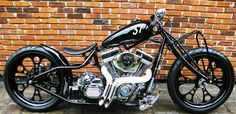 Classic Motorcycles, Old School Choppers, Photography & Music