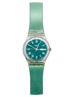 Vintage Swatch Greenset Watch