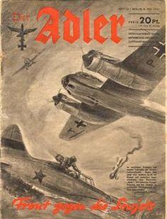 Der Adler №14 8 Juli 1941