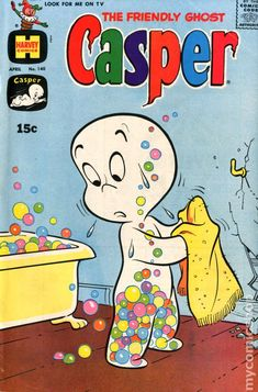 Casper the Friendly Ghost Series Harvey) comic books Retro Wallpaper Iphone, Aesthetic Iphone Wallpaper, Cartoon Wallpaper, Aesthetic Wallpapers, Vintage Cartoons, Old Cartoons, Vintage Comics, Bedroom Wall Collage, Photo Wall Collage