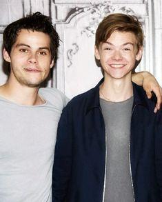 I love Thomas' smile ❤️❤️❤️❤️