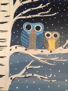 Winter Owls Owls, Snowman, Disney Characters, Fictional Characters, Diy Crafts, Art Prints, Studio, Drawings, Winter