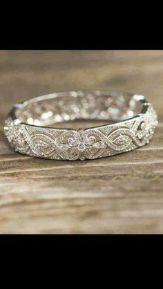 I love this wedding band.. probably not the price tag that comes with it  Follow Bride's Book for more great inspiration. http://www.brides-book.com