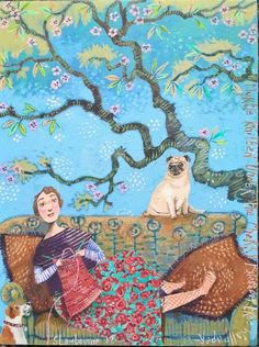 Stephanie Lambourne - Artists - Southwold Art Gallery, Beach Paintings, Sea Paintings, Suffolk Art, Beach Scenes