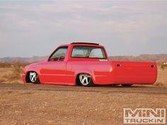 1994 Toyota Pickup - Firestarter - Mini Truckin' Magazine