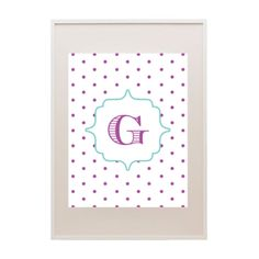 color-polka-dot-printable-monogram-purple-aqua-1