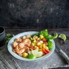 Der Klassiker: Salatdressing mit Honig und Balsamico