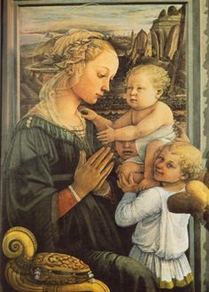 Renascimento 2ª geração :: Galeria de pinturas :: História da Arte :: Aula de Arte