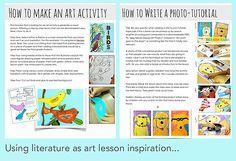 Art & Literature Resource Freebie