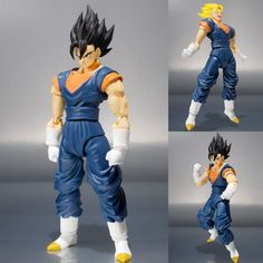 S.H.Figuarts Vegetto Dragon Ball Z Anime Figure Bandai Tamashii  PRE-ORDER Will be available on mid June 2015. Available for pre-order from: http://www.figurecentral.com.au/products/s-h-figuarts-vegetto-from-dragon-ball-z-bandai-tamashii-pre-order?variant=1216677797