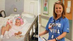 #Facebook: regresa como enfermera al hospital donde le salvaron la vida de niña - RPP Noticias: RPP Noticias Facebook: regresa como…