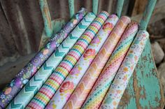 New Wrap It Up craft paper rolls from Hazel & Ruby!