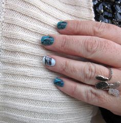 Las manicuras de Miss Frenchy  en xxl !