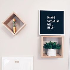 The Poet is handcrafted for versatility. Ideal for succinct messages, this square board can be hung on the wall, leaned on a side table, or easily transported and used as a photography prop. This 10""