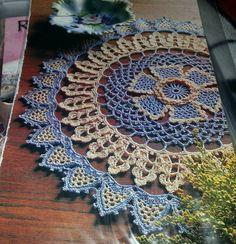 ~~Crochet~~GOLDEN DAYS DOILY~~Pattern Only