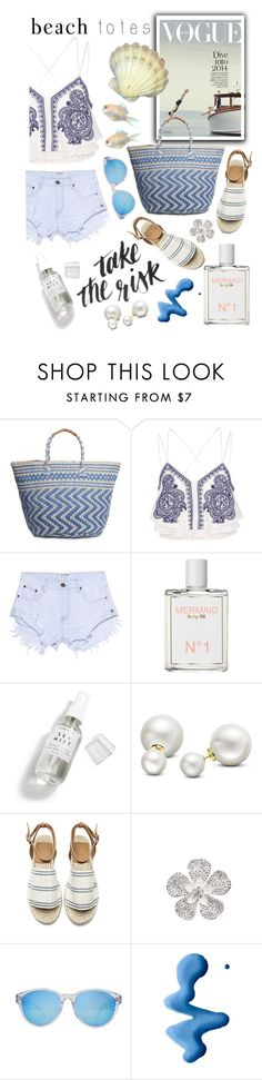 """""""take the risk"""" by lialicious on Polyvore featuring Lucky Brand, River Island, One Teaspoon, Herbivore, Allurez, Levi's, Topshop and beachtotes"""