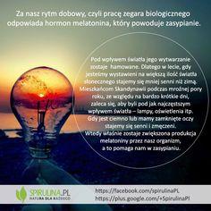 Co wiesz o melatoninie? #wiedza #zdrowie #sen