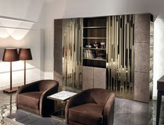 Wall storage systems | Storage-Shelving | Ianus middle | Longhi ... Check it out on Architonic