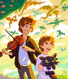Into A Fantasy Artist: Mistrel-Fox on DA <--- this is so cute!!! Love it!!!!