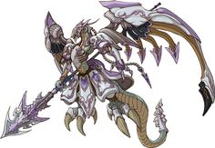 Bahamut is a non-elemental Rank III Flying Esper in Final Fantasy XII: Revenant Wings. It is first summoned by the Judge of Wings in the Underfane of Yaxin Qul, after the battle with Belias. Bahamut ascends into the heavens and casts his spear down into The Muruc Cahuac Skysea, breaking it into a chain of islands. The party escapes on the Galbana, only to crash land on Tswarra, Isle of the Lost. During the final battle with Feolthanos Exultant, Bahamut is summoned after Feolthanos Medi…