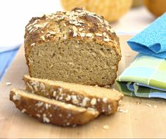 Honey Oatmeal Quick Bread