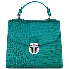 d8cca2d98deb The Styling Up stylists recommend  OSPREY LONDON  The Maudie Polished Croc  Leather Cross Body
