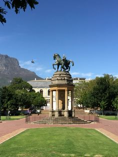 Company's Garden, Cape Town Cape Town, Of My Life, South Africa, Gardens, African, Clouds, Mansions, History, Architecture