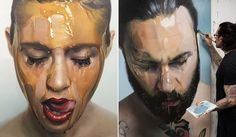 Artist Creates Oil Paintings So Realistic You'd Swear They're Photographs. Amazing art by Mike Dargas.