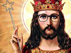 Jesus interpreted in contemporary art