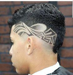 Nice Baddie Hairstyles, Undercut Hairstyles, Hairstyles Haircuts, Haircuts For Men, Undercut Pompadour, Haare Tattoo Designs, Freestyle, Hair Art, Men's Hair