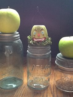 Watermelon Ornament by Lori Rudolph by luvehorror, via Flickr