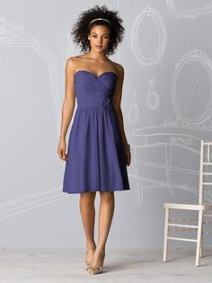 After Six Bridesmaids Style 6609 http://www.dessy.com/dresses/bridesmaid/6609/#.Ukb9XhCE6B4