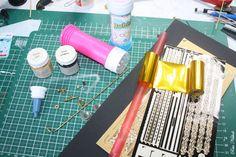 Victoriaanse badkachel / Workshops | Kronkeltjes.jouwweb.nl