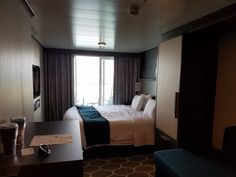 https://flic.kr/p/P8zzb1 | Balcony Cabin 14146 on Harmony of the Seas | Harmony of the Seas Inaugural Sailing