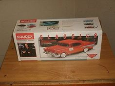 VCRs: Solidex Vhs 1957 Red Chevy Cassette Rewinder BUY IT NOW ONLY: $77.74