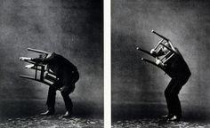 jurgen klauke - formalizing boredom (1979-1980)