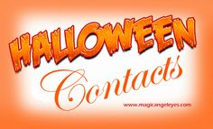 Check this link right here http://www.fotonomy.com/colorcontacts/profile/ for more information on Halloween Contacts. If you have already designed or bought a wonderful and scary Halloween costume then you need to complete the theme to wow anyone that glimpses at you. You need to slip on Halloween Contacts over your eyes to etch a memorable impression in the minds of your loved ones even as you enjoy scaring them the minute you make an entry into their homes or a Halloween party.