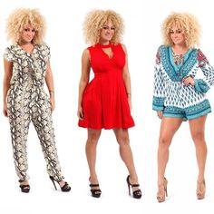 Cuál será tu look perfecto para Navidad? #Jumpsuit #Dress #Romper - Disponibles desde Small hasta 3x #DressToImpress #affordableFashion