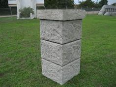 Cinder Block Column - Bing Images