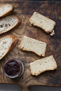 Beans / pear / peanut butter vege pâté