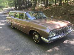 '61 Dodge Pioneer Wagon