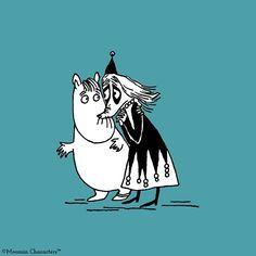 #ToveJansson #Moomin