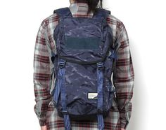 Master-Piece (MSPC) – Fade Camouflage Rucksack