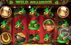 Wild Shamrock - http://www.automaty-ruleta-zdarma.com/automat-wild-shamrock-online-zdarma/