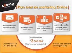 Plan d Marketing On line