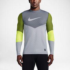 Nike Pro Hyperwarm Line Crew Fitted Men's Shirt. Nike.com
