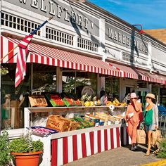 America's Happiest Seaside Towns 2015: Wellfleet, Massachusetts. Renowned for the mild, sweet oysters, this town of 3,100 is home to much more than its local culinary star. Halfway up the forearm of Cape Cod's famous, curling shape, Wellfleet has a quaint town center dotted with classically white-clapboard New England–style homes, sophisticated galleries, excellent restaurants, and a drive-in theater that is all-American fun. Photo: John Greim/Getty Images. Coastalliving.com